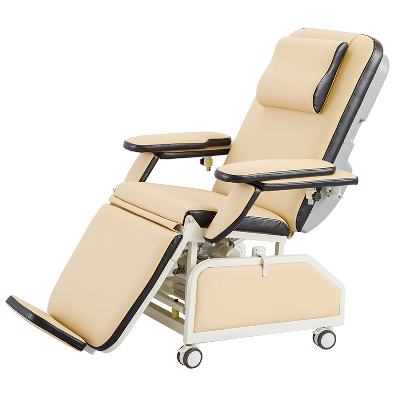 SKE-120B Dialysis Treatment Hemodialysis Bed Chair